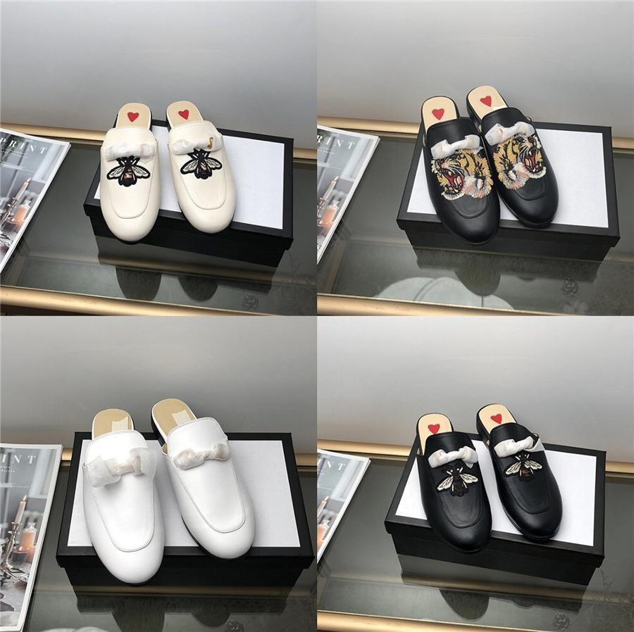 New 2020 Mayari Arizona Boulaq été Femmes et femmes Sandales plates souples Bas Sandales unisexe Chaussures Casual Impression couleur Matching 01 # 145