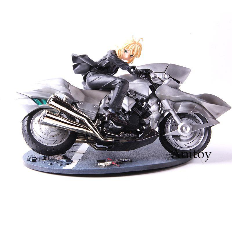 Fate Zero Action Figure Saber Saber Motored Model Toy Model da 1/8 in scala