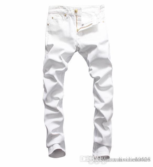 Summer 2019 wholesale men's jeans, European denim production of good quality men's wear welcome to size 28-38:44-54 005
