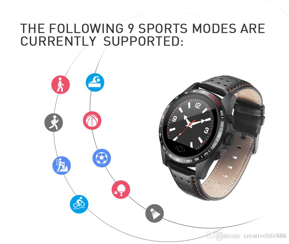 HS ETECH 1.3 '' Smart Watch O2 Band Andriod Apple Heart Watch Fitness usado, Sung Silimar Smart para 24h Rate Sam Monitor Lea Mocij