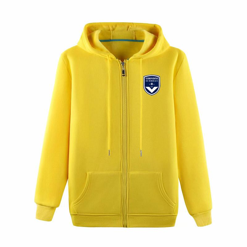 Bordeaux futebol com capuz jaqueta completos jaquetas com zíper, Bordeaux Hoodie futebol jaqueta de futebol casaco de inverno dos homens hoodies camisolas