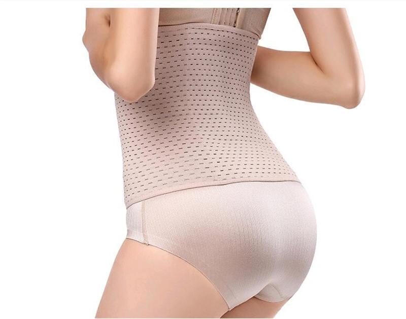 Neue Frauen Street Brown Mode schlanker Pelz mit hohen Taille dreht unten Kragen-Mantel # OU573