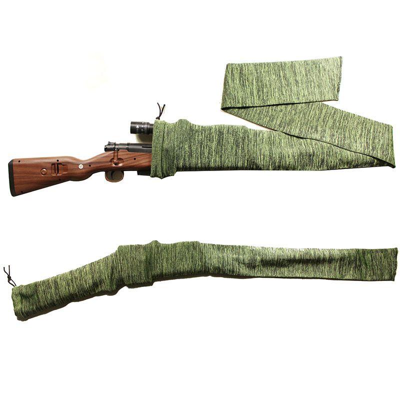 "54/"" Blue Gun Sock Rifle Protector Shotgun Cover Case"