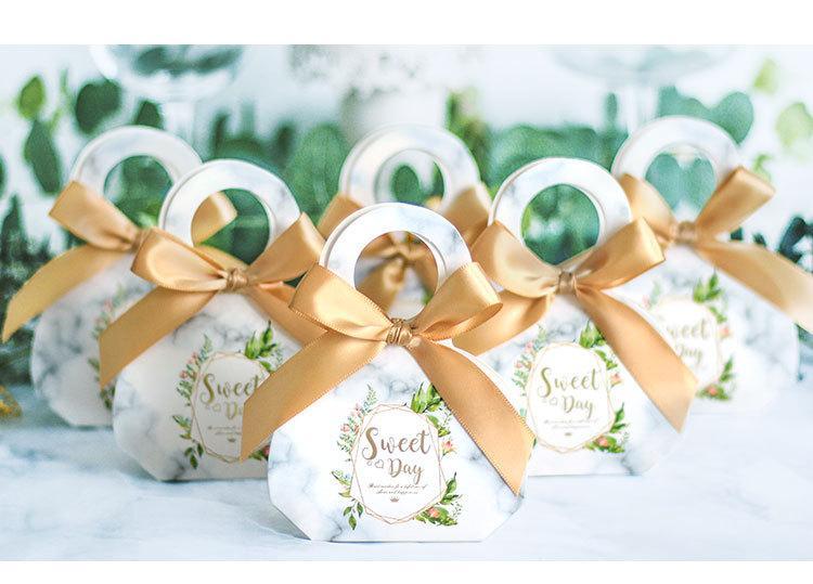 Kurdele ile 100 ADET Tatlı Günü düğün Şeker Kutusu şeker paketleme kutuları düğün hediyelik eşya Bebek Duş Doğum Günü Partisi iyilik ve hediyeler