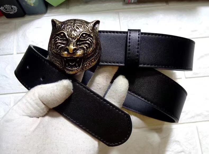 Cinture nuovi Mens per uomini e donne fibbia della cintura del Mens di modo cinghie di cuoio cinghia di vita