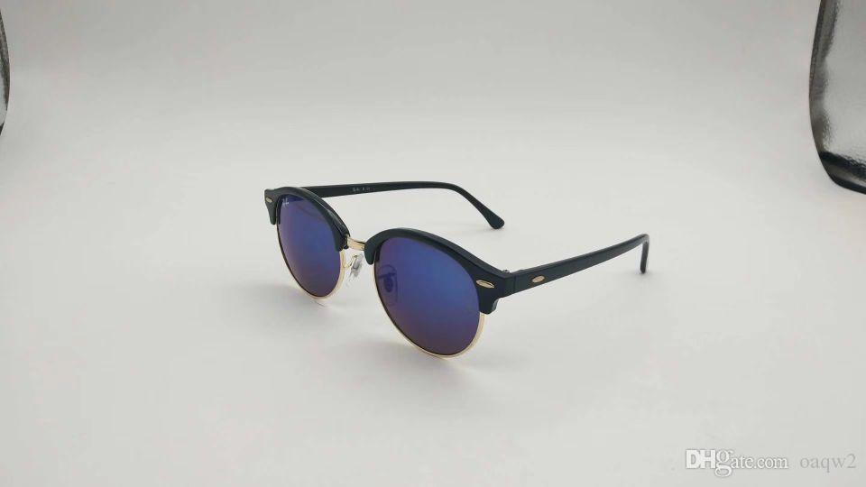 diseñador de gafas de sol de marca de alta calidad con LOGO Fashion Men Women shades Sunglasses Vintage sunglasses