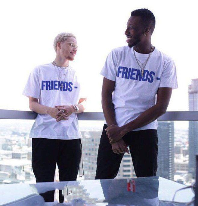 Camicia Brand New maglietta 2020 uomini di alta qualità delle donne 100% Cotton I vestiti Hip Hop Top Tees Amici T