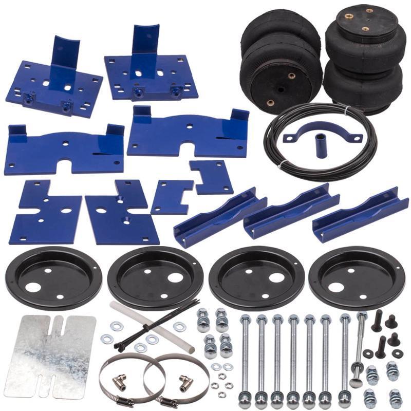Trasera neumáticos auxiliares de nivelación kit de muelles aptos para el F-150 Lariat Camión media tonelada 4WD