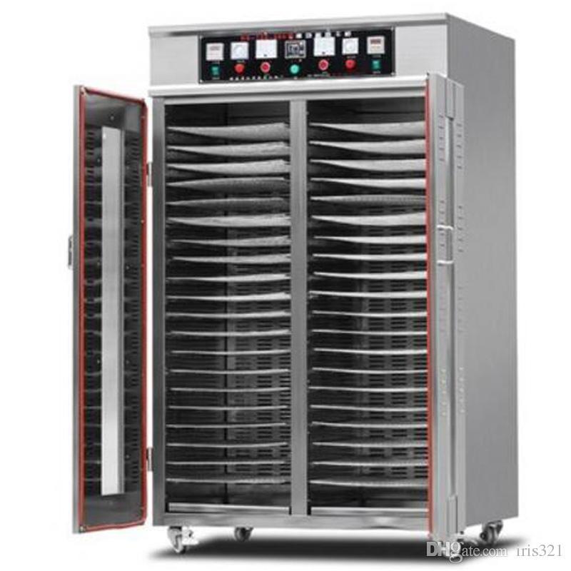 Оборудование для сушки продуктов питания / электрическая сушилка для морепродуктов для профессионального использования.