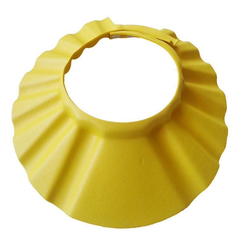 Style 6 Shampoo Safe Badedusche Mütze Schutz Kinder Bad Dusche Baby Waschschild Haar Bebern Kinder weich für Kappe Baden Catrr