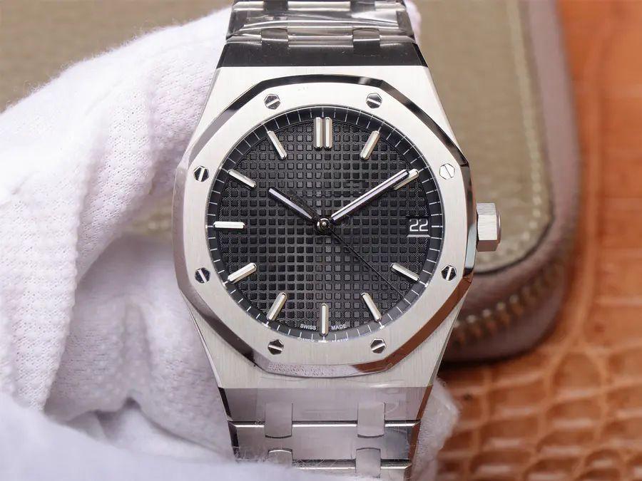 Высокого качество новая 4302 автоматических часы толщина корпуса движения цепи 41 мм х 10,04 мм с помощью конструктора автоматических механических часов