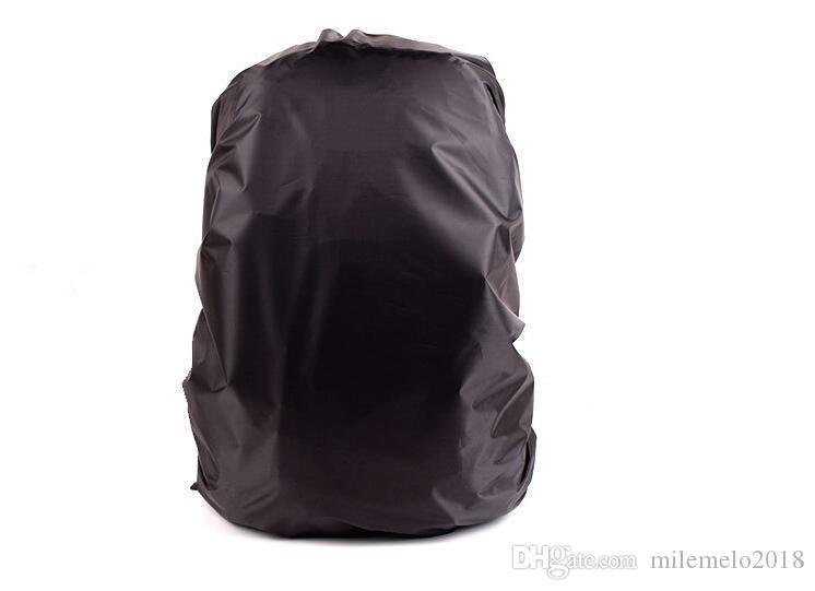 Mounchain 30 / 40L einstellbar Wasserdicht Staubdicht Rucksack Regen Cover Tragbarer Ultra Schulter Außen Werkzeuge Wandern Schützen