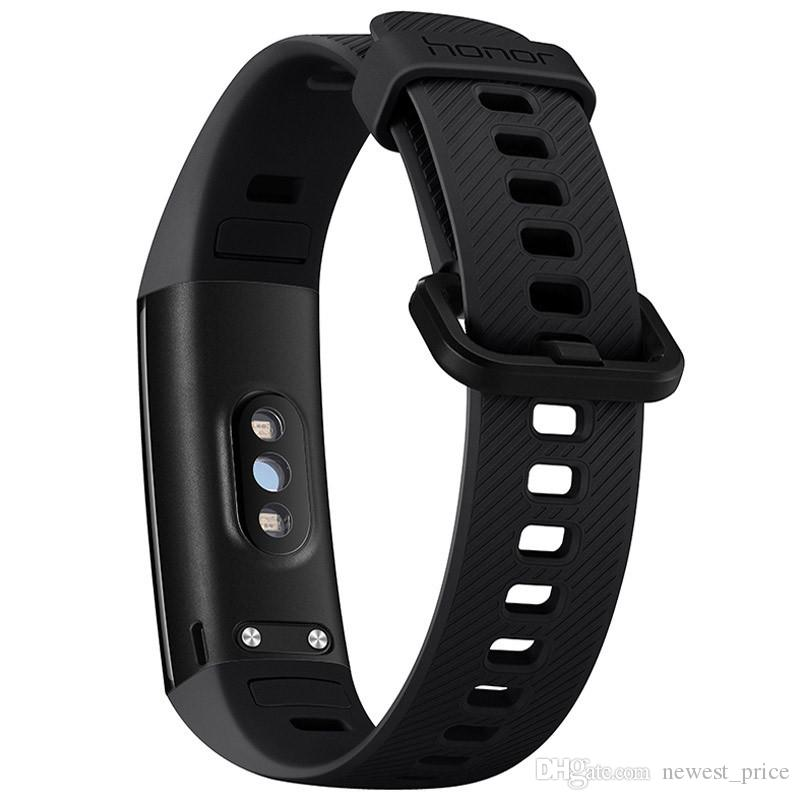 Original Huawei Honor Band 4 Smart Bracelet Heart Rate Monitor Smart Watch Sports Tracker Health Smart Wristwatch For Android iPhone iOS