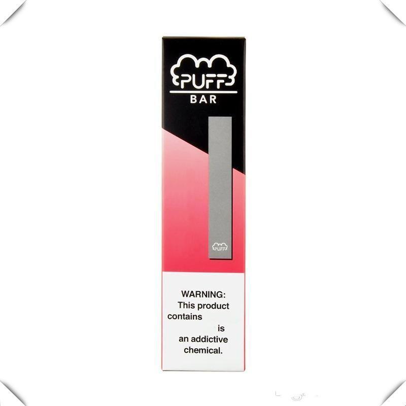 Fabbrica di New Best vendita Nizza di stile USA vendite calde di vendita caldi vaporizzatore Puff Bar preriempita Pod 2020 Puff Bars buon prezzo in magazzino