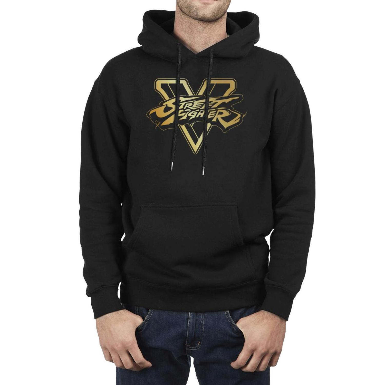 Мода Мужчины Street Fighter V вспышка золотой свет Крупногабаритные Толстовки, Толстовки дизайн Смешные сделать толстовки Chun Li Ногами Long Lava логотип