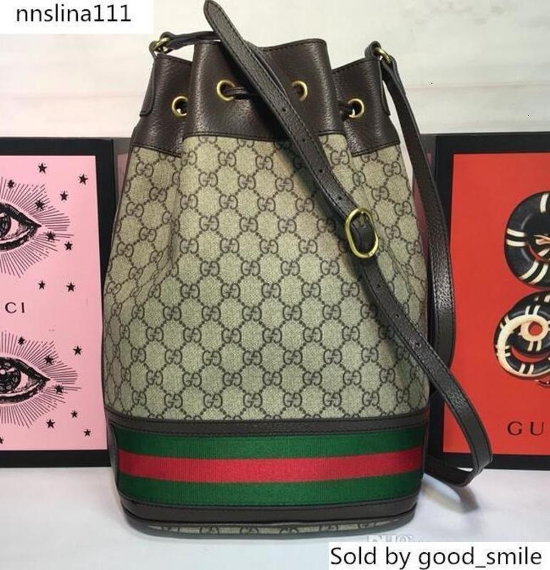 503886 Nouvelle arrivée design de luxe sac Creative Bucket Véritable sac à main en cuir taille haute femme 23.5x34.5x14cm