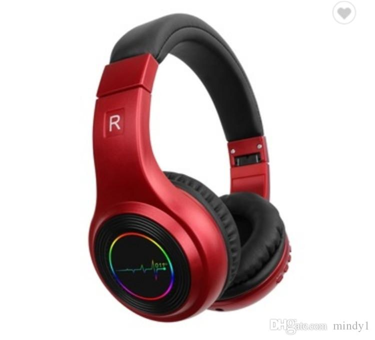 Vj011 Wireless Headphone Stereo Headset Sports Bluetooth Speaker Neckband Earphone Bluetooth 5 0 With Retail Package Bluetooth Headsets Bluetooth Earphones From Mindy1 9 59 Dhgate Com