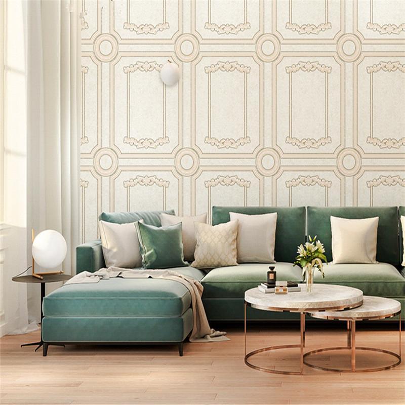 3d geometric pattern ewallpaper luxury wedding