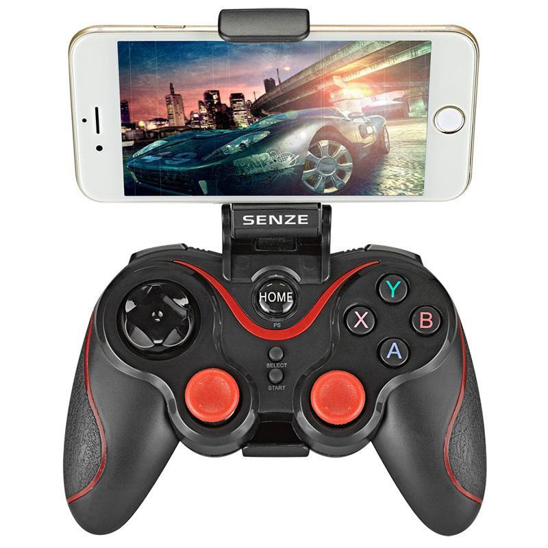 Senze SZ - A1006 Bluetooth Gamepad Android / IOS Direct Connect Gamepad T191227