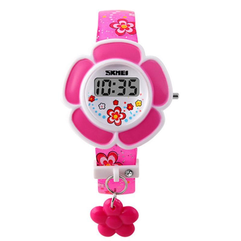 Bebê Assista Digital eletrônico Sprot silicone crianças assistem das meninas do menino relógio de pulso Hot Toy Baby Gift