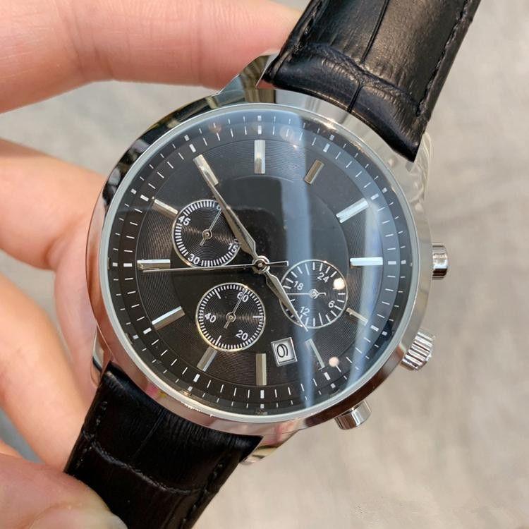 Fashion Brand Business Men Orologi Montre Homme Top Luxury Orologio al quarzo Uomo Relogio Classic Dress Orologio maschile Reloj Hombre