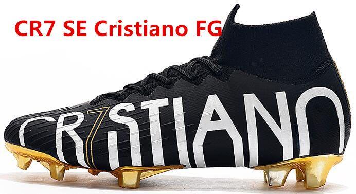 2020 الجديدة CR7 SE النخبة KJ VI 360 FG أحذية كرة القدم أحذية كرة القدم زئبقي ال superfly 6 LVL UP كريستيانو رونالدو الرجل المرابط كرة القدم مع مربع