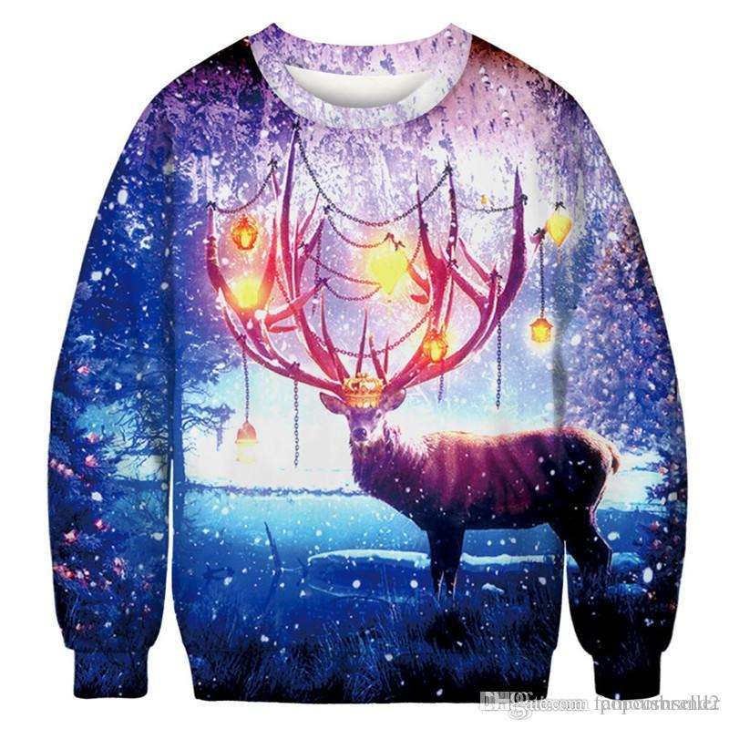 Erkek Moda Tasarımcısı Tişörtü Kış Yeni Tişörtü Uzun Kollu O-boyun İlkbahar Sonbahar Erkek Giyim yazdır 3d