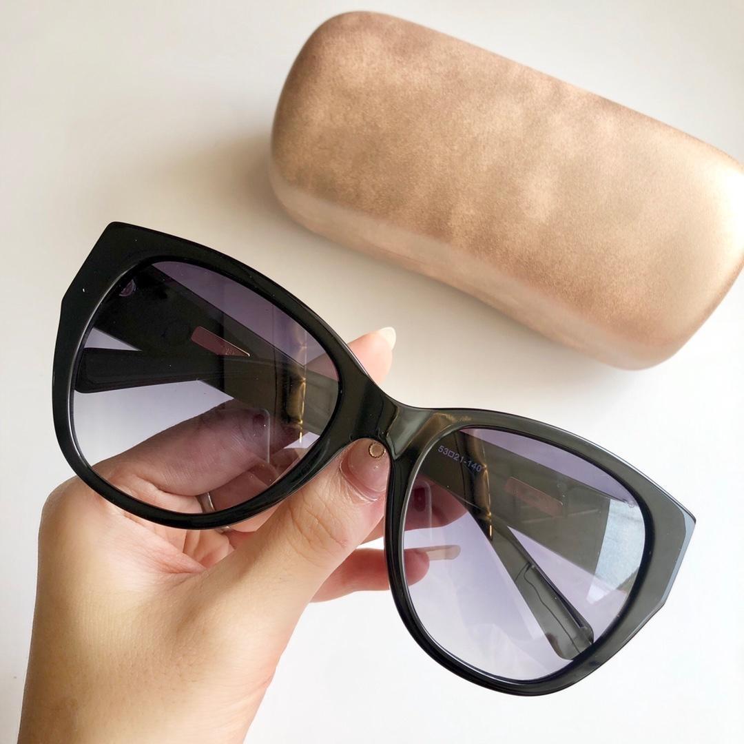 Design-Sonnenbrille - importiert aus Italien mit gerippten Spiegelbeinen aus Platte 3d 71322 modische Sonnenbrille Größe 53-21-140