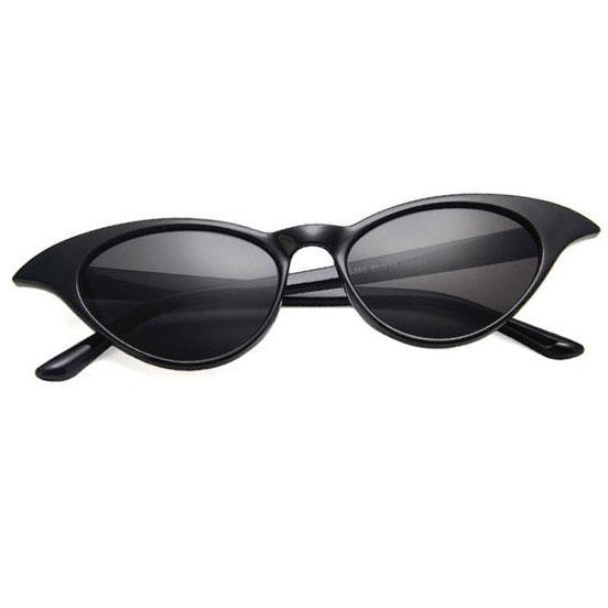 Lunettes de soleil Jambes Fashion Cat Nouveau rétro Retro HD Eye HD Wide Women's Designer Sunding Sunglasses Femme Noir 2021 UV400 RHSLJ