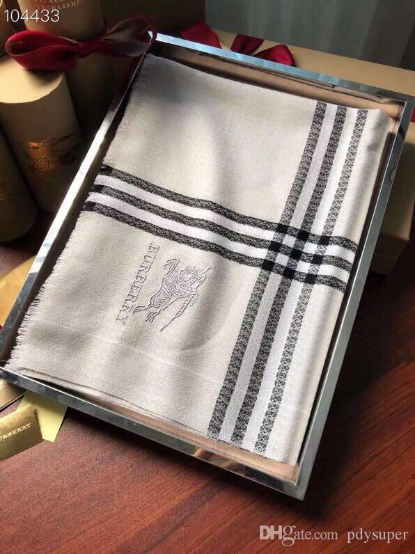 Frauen-Schal Herbst und Winter hochwertigen Damen Student Baumwollschal 180x70cm Schal warmen Schal