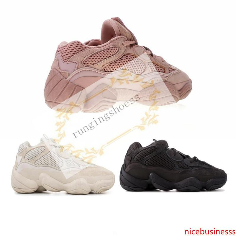 Blush Desert Rat Infant 500 700 Corredores niños Zapatillas para correr Utilidad Negro Bebé niño niña Niño Zapatillas para jóvenes Diseñador Niños Zapatillas de deporte