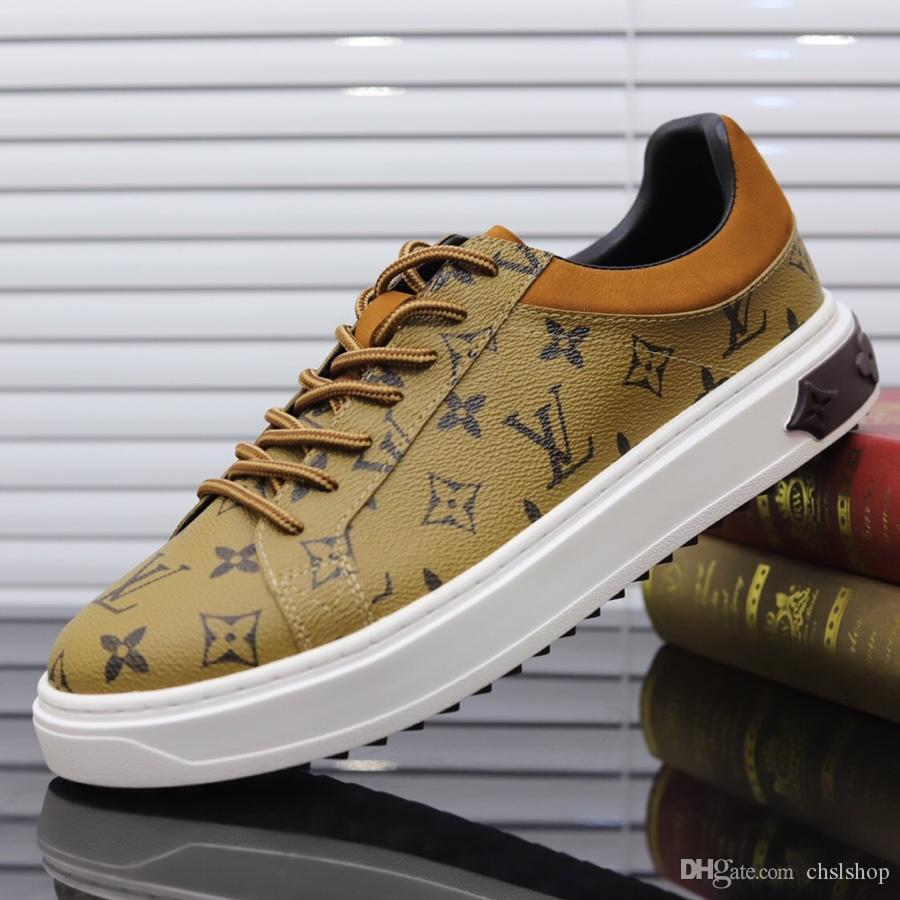 2019DO spring and autumn men s casual sports shoes high-top belt travel sneakers, with micro-standard, with the original box fast deliv