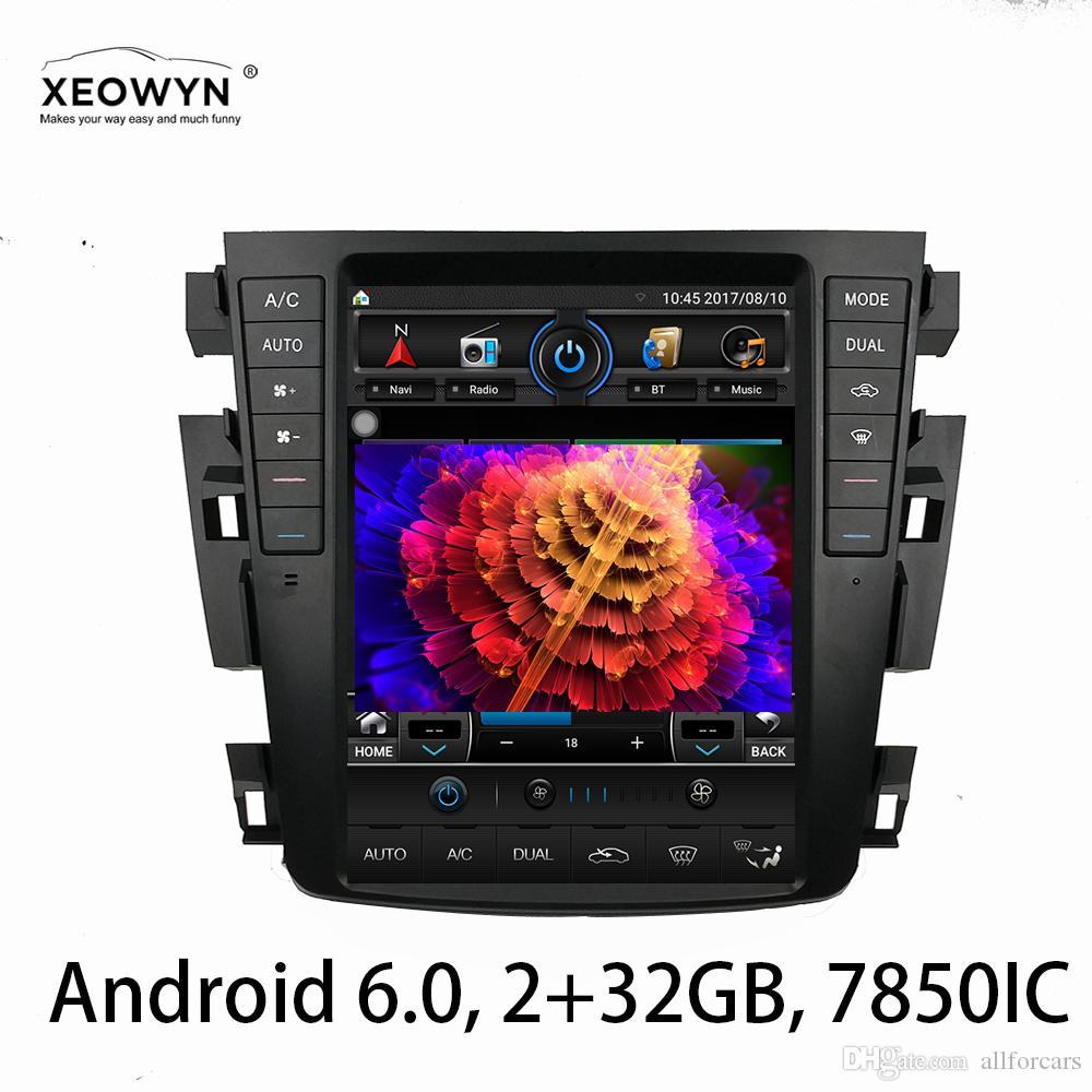 "Vertical screen 1024*600 Android Quad core 9.7"" Car dvd radio GPS for Nissan teana J31 2003-2007 230JK 230jm"