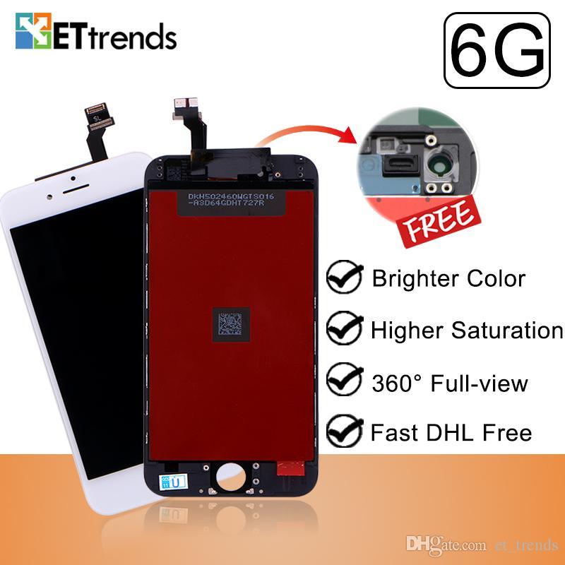 iPhone 6 6plus 7 7plus 8 8plus Lcd Ekran Montaj Fabrikası Doğrudan Tedarik Ömür Boyu Garanti En iyi Kalite Görüntü