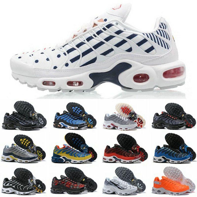 TN Plus SE Wmns Laser Fuchsia Chaussures de course pour les hommes Tns Athletic Orange Violet Or Bleu Sport Chaussures des Chaussures Homme Zapatillas