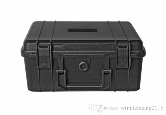Tool Box ABS Plastic With Foam Inside 280x240x130mm Case Box Safety Instrument