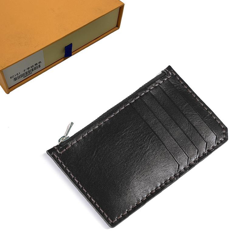 Tarjeta Holders Holder Card Mens Pouch Wallet Wallet Coin 213 Pequeños Pequeños Pequeños Monederos Zippy Titular Carteras Monedero Bolso 66 Ke Nlti