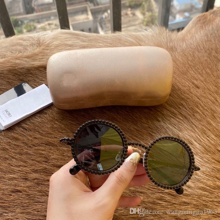 Neue Top-Qualität 9521 der Männer Sonnenbrille Männer Sonne Frauen Sonnenbrille Mode-Stil Gläser schützt Augen Gafas de sol lunettes de soleil mit Box