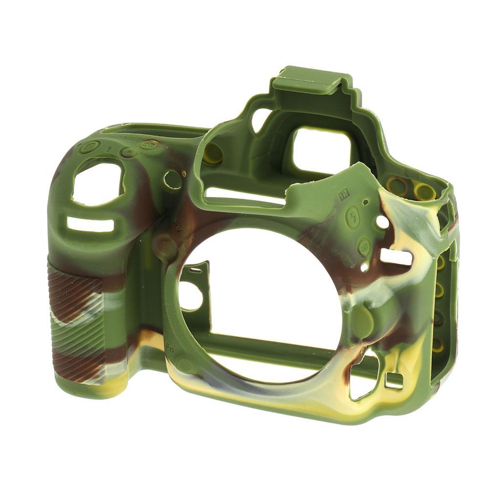 Custodia in silicone Pelle per custodia per Nikon D750 Digital Fotocamera per custodia per custodia per custodia - Sensazione confortevole