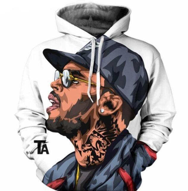 3D print hoodies Cartoon Characters Men Women Sweatshirt Jacket Pullover Top