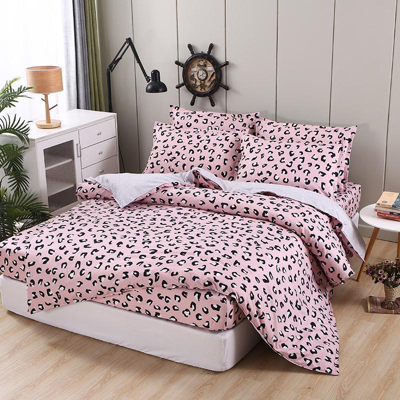 100% gesunde Baumwolle Voller König Super King Size Feste Reine Farbe Designer Bettwäsche Set Moderne Einfache Bettbezug Sets 4-tlg