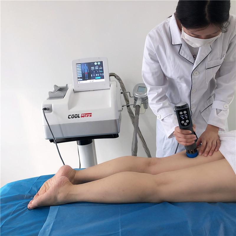 تخمير الدهون الخسارة آلة التخسيس آلة التخسيس بارد موجة لجسم شكل آلة العلاج موجة موجة