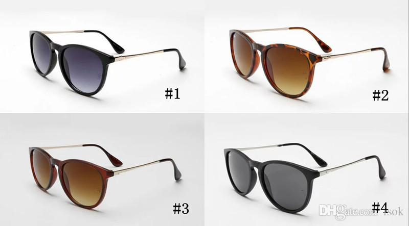 10pcs, 4171 여성 복고풍 럭셔리 UV400 선글라스 여성 패션 브랜드는 고품질의 금속 프레임 크리스탈 렌즈 태양 안경 eyewear을 만들 수