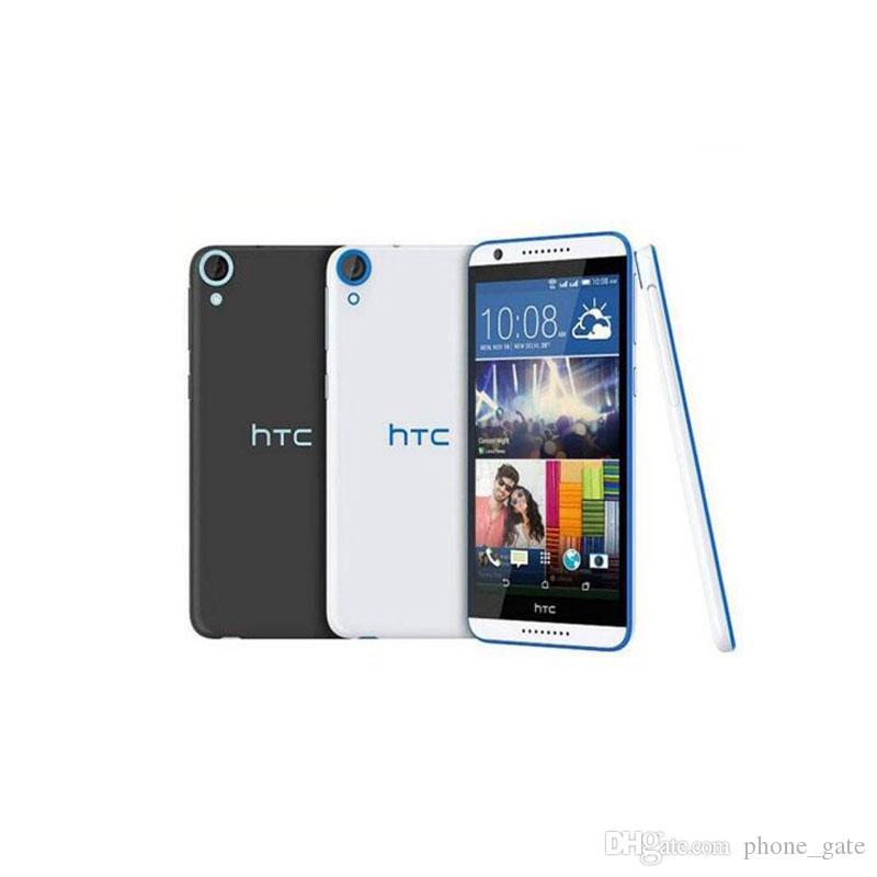 """الأصلي مقفلة htc الرغبة 820 4 جرام lte الهاتف المحمول 5.5 """"لمس الشاشة 2GB RAM 16GB ROM 13.0MP كاميرا wifi بلوتوث الروبوت الهاتف المحمول"""