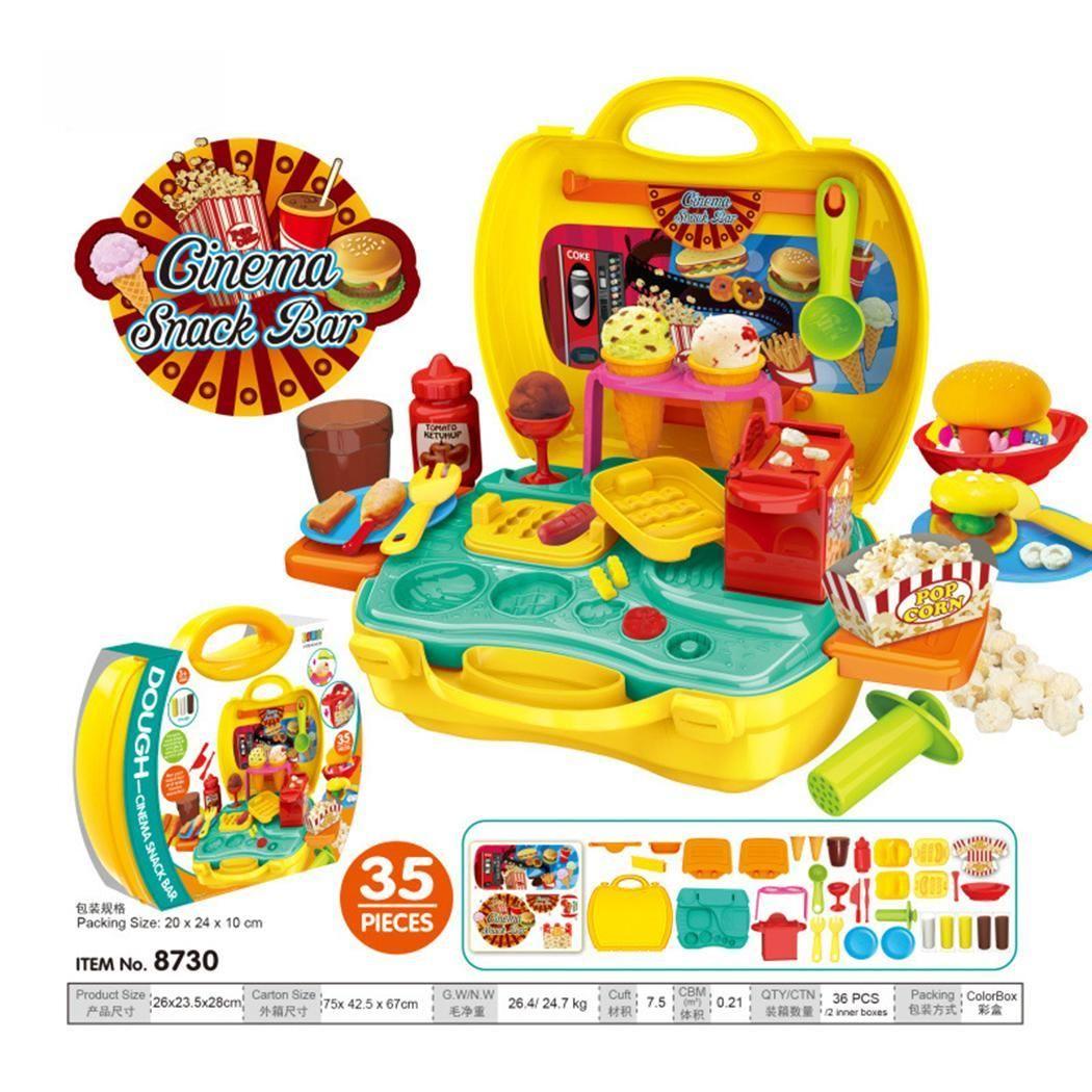 키즈 내구성 시뮬레이션 장난감 역할 플레이 3 년 오래 된 그림 장난감 세트로 척