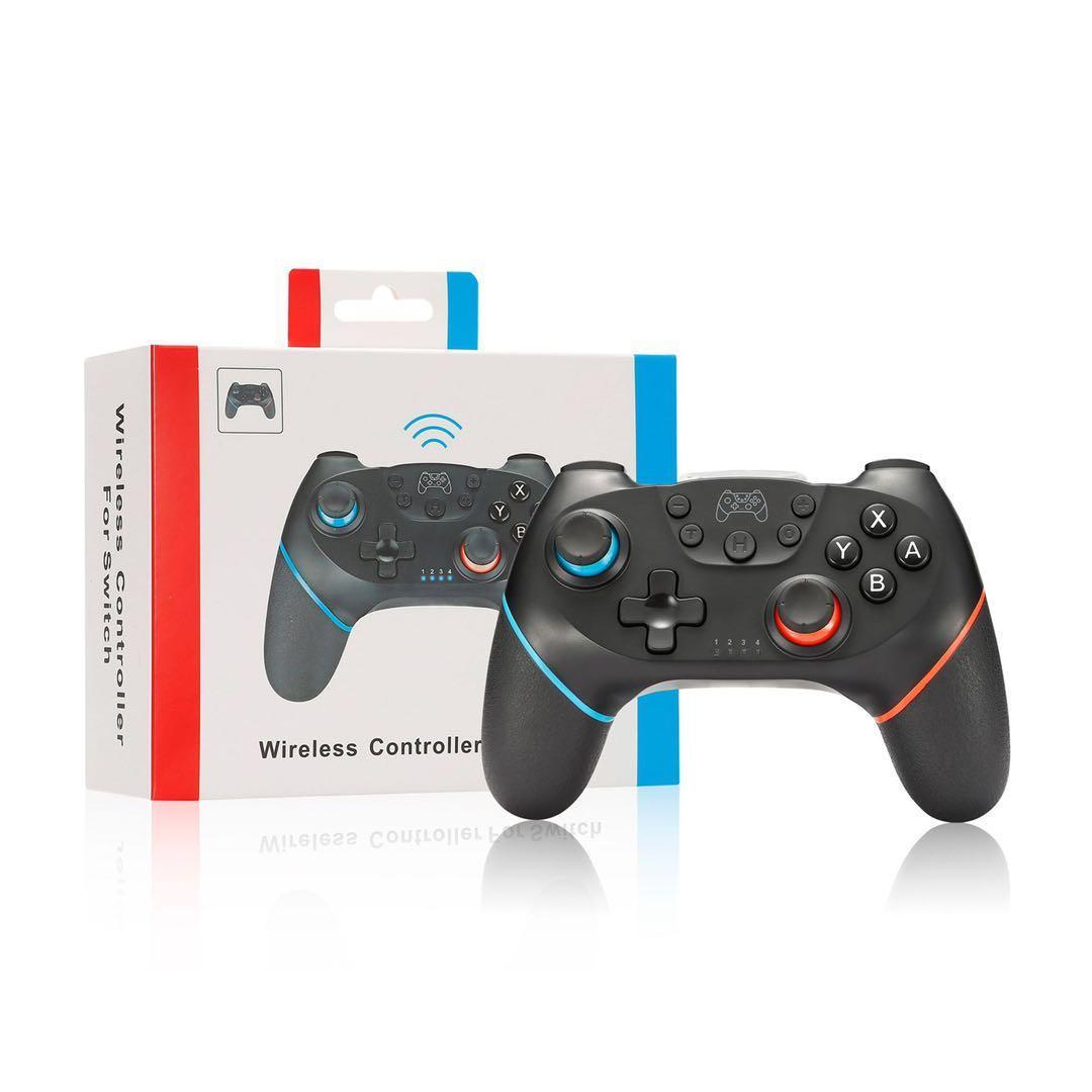 스위치 프로 게임 패드 조이패드 조이스틱 닌텐도 최고 판매자 블루투스 원격 무선 컨트롤러 프로 콘솔 스위치