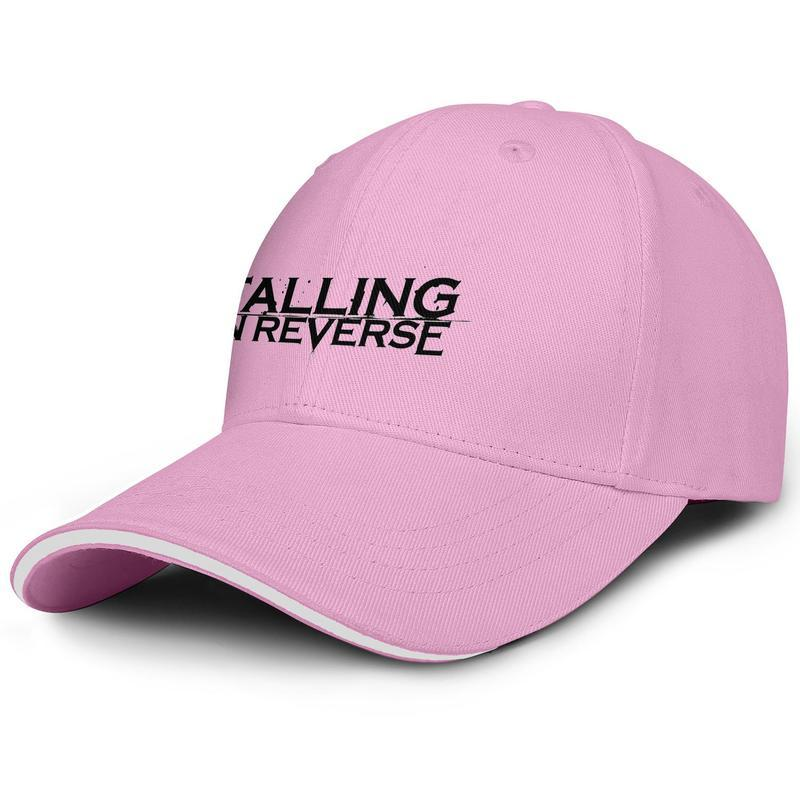 Falling In Reverse Born to Lead black woman sandwich hat truck driver cool design golf hat blank retro personalized cap fashion clas