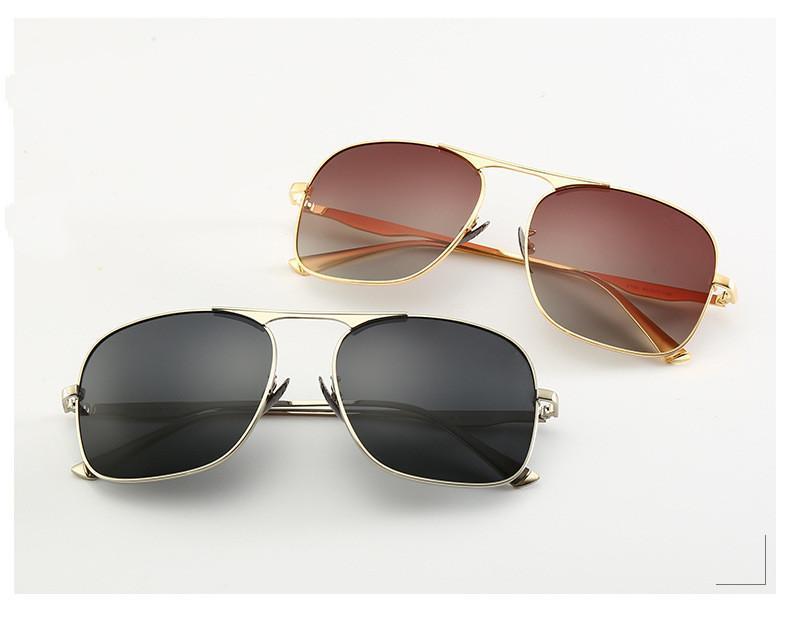 American son Tendencia y Selli Gafas de sol Gafas de sol polarizadas europeas Señoras 2019 Sports Fashion Damas Gafas para hombres Nuevo Dr Sglle