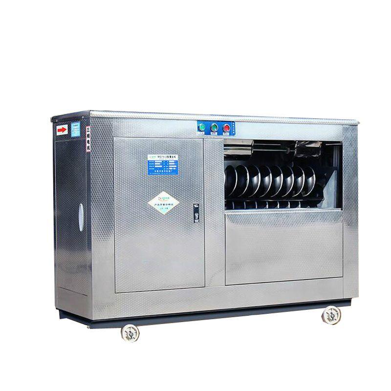 2200W pasta tagliatrice spezzatrice vapore pasta di pane palla produce pizza macchina pasta palla alta produttività della macchina