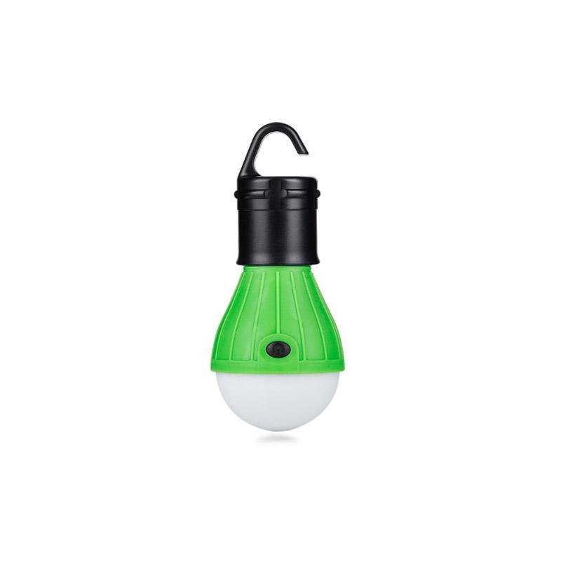 BRELONG Mini Lantern Portable Tent Light LED Emergency Light Waterproof Hook Flashlight Camping Yellow Blue Green Red